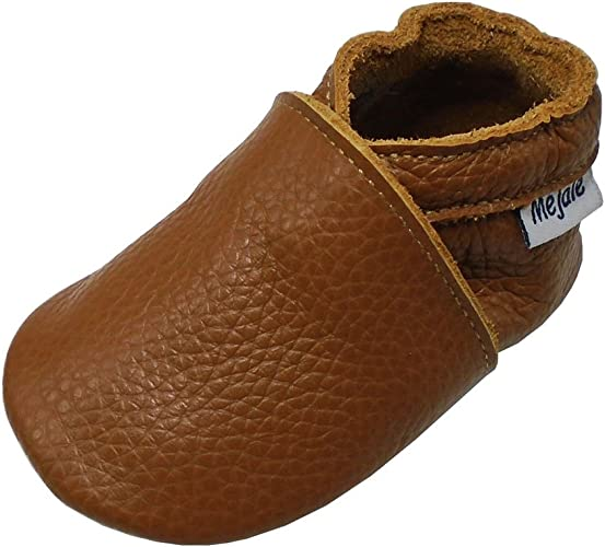 Voberry@ Leather Baby Moccasion PU Leather Slip On Loafers Toddler Inafnat First Walker Shoes