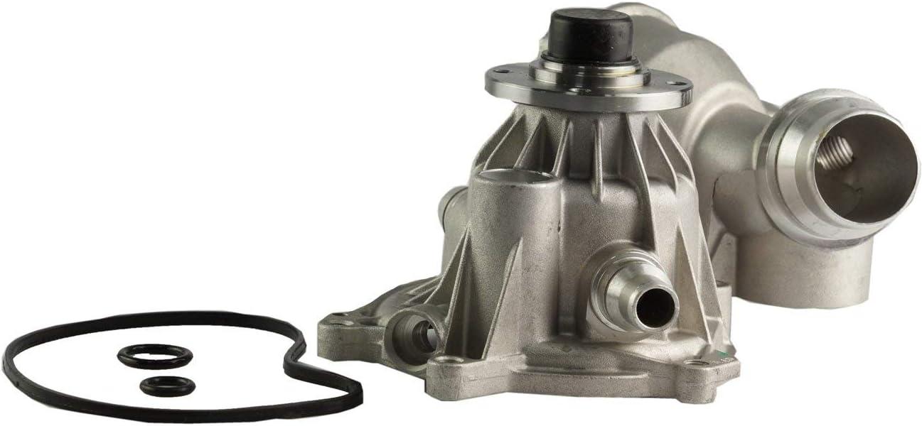 Bapmic 11517586780 Water Pump with Gasket for BMW E65 E66 745i 760i 745Li 760Li