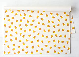 product image for Hester & Cook Candy Corn Paper Placemat, 24 Sheets