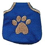 Peace Tag (Blue) Dog Tag Silencer