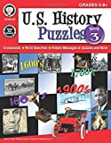 img - for U.S. History Puzzles, Book 3, Grades 5-8 book / textbook / text book