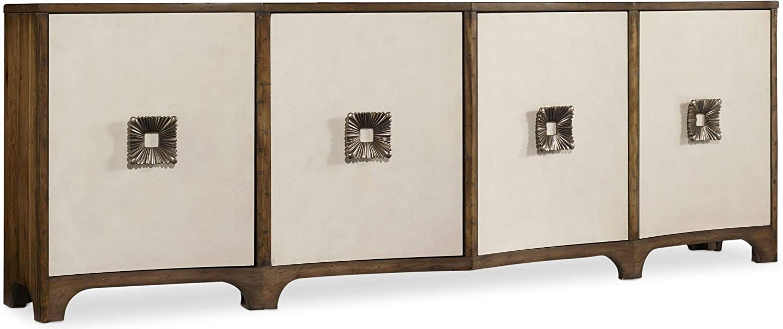 Hooker Furniture Melange Sideboard in Cream