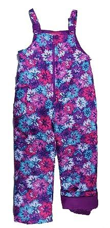 c88a5a28f829 Amazon.com  London Fog Girls  Classic Bib Pant with Zipper  Clothing