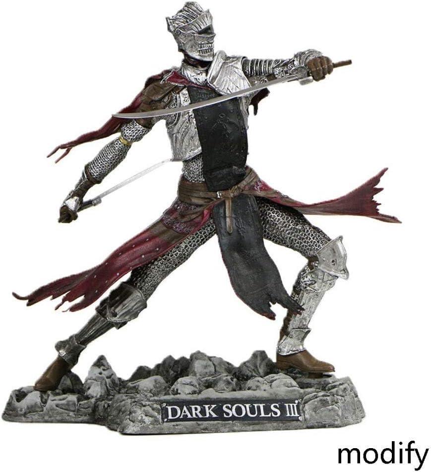 Duzhengzhou Dark Soul 3: Edición de Red Knight colector - 9.8 Pulgadas de PVC Figure: Amazon.es: Juguetes y juegos