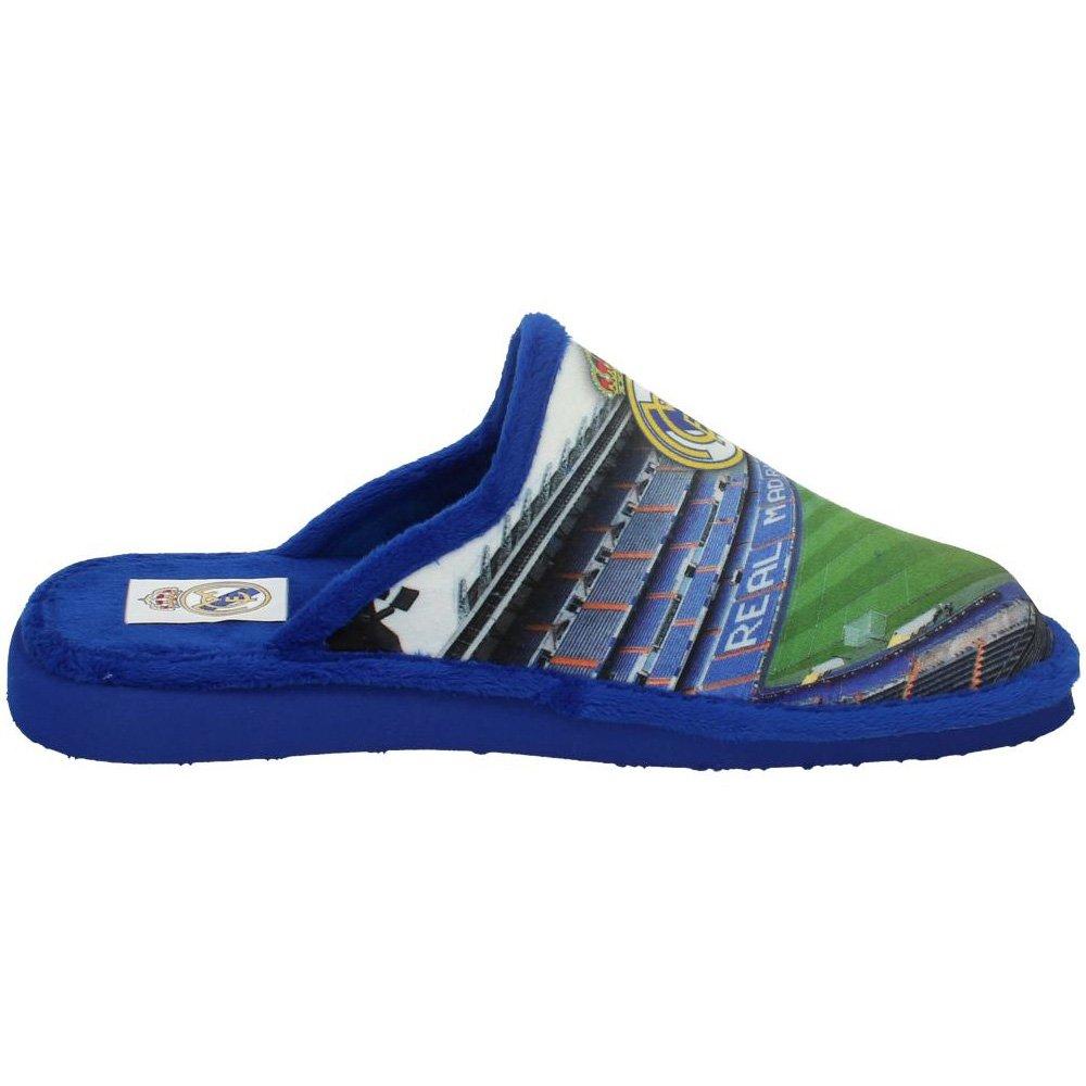 Zapatillas REAL MADRID andar por casa Estadio Bernabeu: Amazon.es: Zapatos y complementos