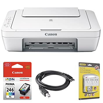 Amazon.com: Canon PIXMA All-in-One Color Impresora, Escáner ...