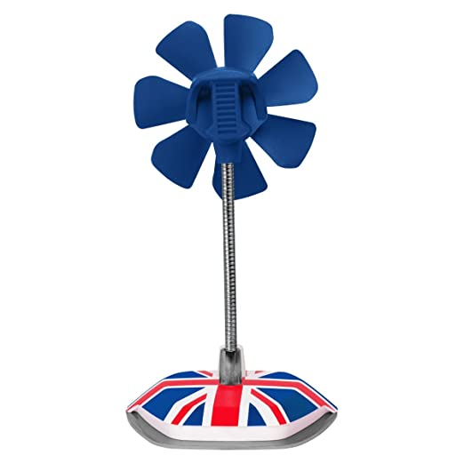 132 opinioni per ARCTIC Edizione nazionale- UK- Ventilatore da tavolo USB con braccio flessibile