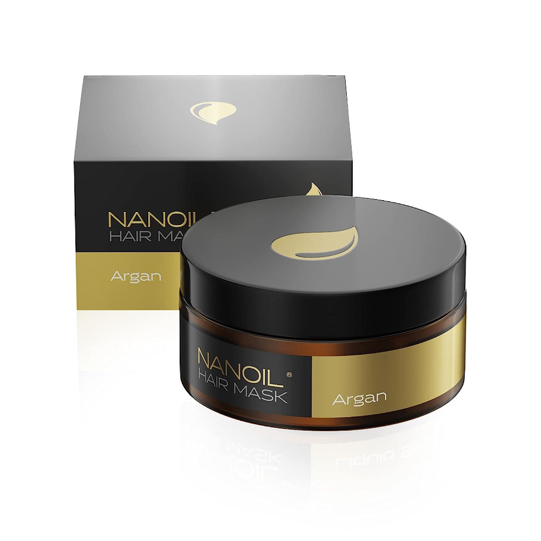 NANOIL hair mask for thicker hair