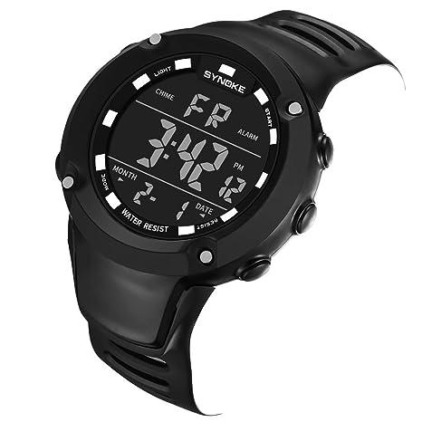 ZBXFF Shinuo Lema Modelos De Explosión Impermeables Multifuncionales Deportes Reloj De Montaña Reloj Electrónico