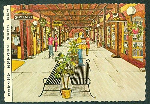 YBOR SQUARE - TAMPA BAY LATIN QUARTER Shopping Center Continental - Shopping Tampa