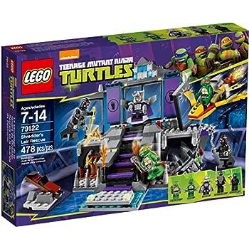 Amazon.com: LEGO Teenage Mutant Ninja Turtles Flashback ...
