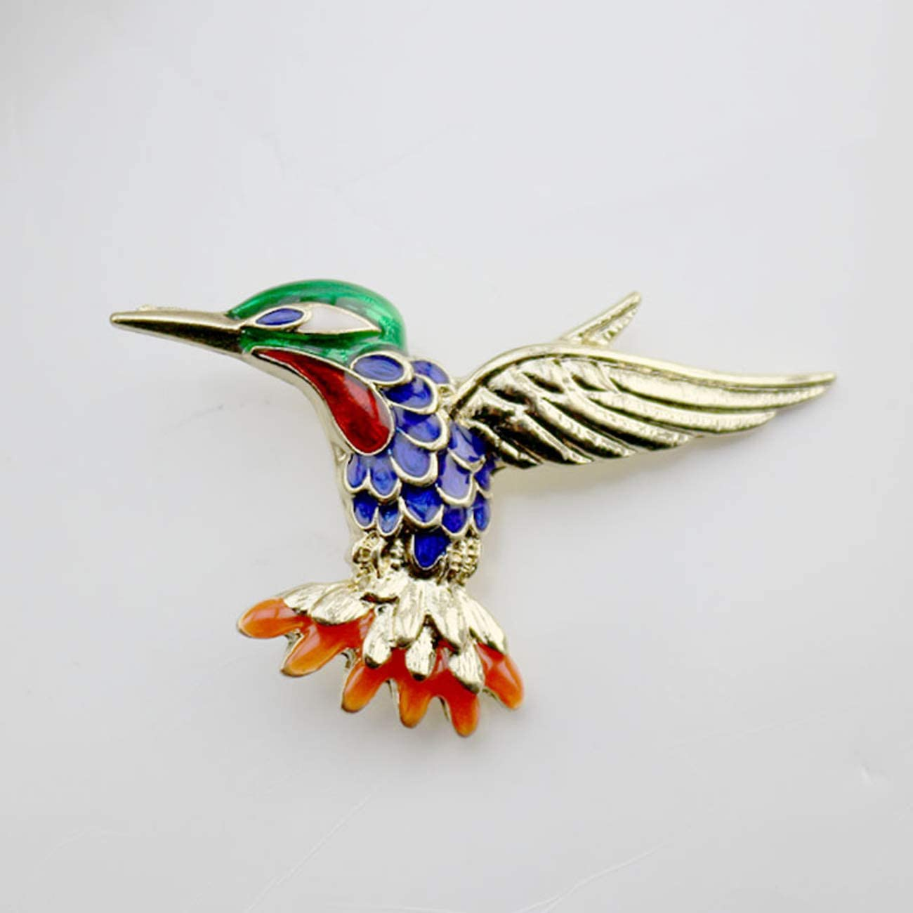 Deer antler carving Hummingbird ornament Bird pin Carved hummingbird Hummingbird jewelry Hummingbird pin Hummingbird brooch