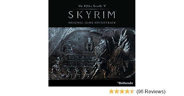 The Elder Scrolls V: Skyrim: Original Game Soundtrack by Jeremy