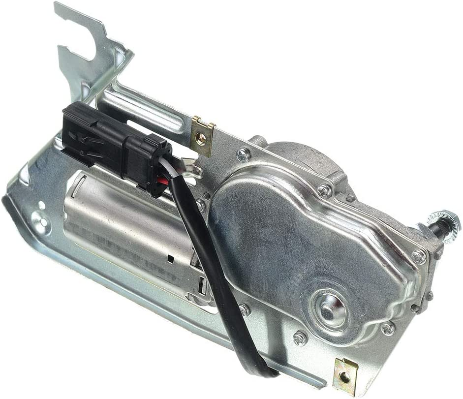 A-Premium Windshield Wiper Motor without Washer Pump for Jeep TJ Wrangler 2003-2006 Rear