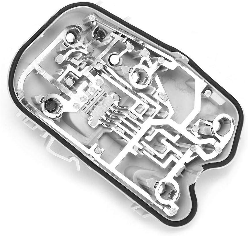 KIMISS Support de feu arri/ère pour voiture H Support dampoule pour feu arri/ère droit arri/ère pour A6 C6 SALOON 2004-2008 4F5945221C