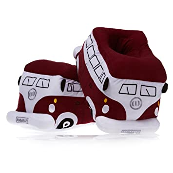 02b71f1256 Animal Camper Van Slippers - Tawny  Amazon.co.uk  Sports   Outdoors