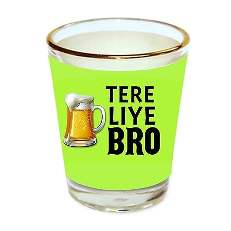 copia vodka shot glass shot glass for home and bar multicolor