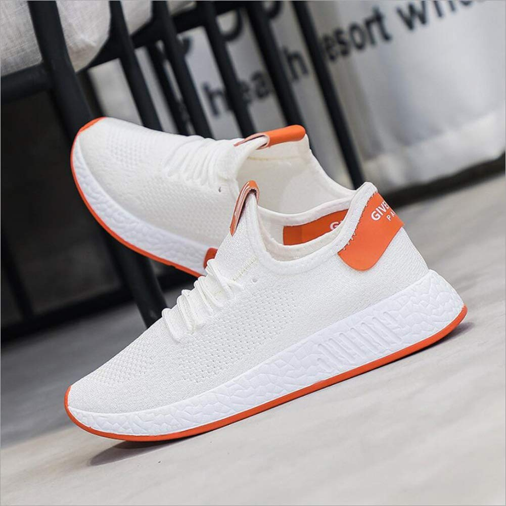 MhC Womens Casual Shoes,Weave Lightweight Walking Gym Shoes ,Comfort Breathable Trainers Shoes,Spring Summer Fall Movement Shoes