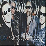 U2 - Discothèque - Island Records - CID