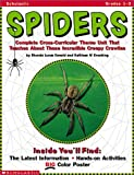 Spiders, Rhonda Lucas Donald and Kathleen W. Kranking, 0590642715