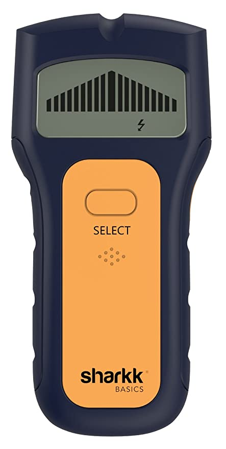 Admirable Sharkk Basics Stud Finder Lcd Display Multi Scanning Multi Function Wiring Digital Resources Bemuashebarightsorg