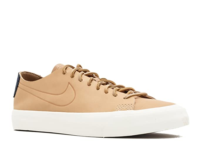 Amazon.com | Nike - Blazer Studio Low - 920366200 - Color: Brown - Size: 11.0 | Fashion Sneakers