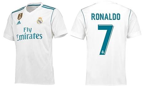 abbigliamento calcio Real Madrid 2018
