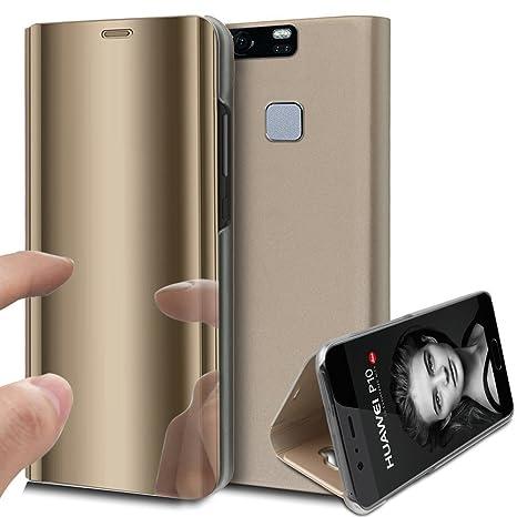 Jinghuash compatibile con Huawei P9 Plus Custodia Luxus Glitter ...