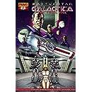 Battlestar Galactica: The Final Five #1 (of 4) (Battlestar Galactica: The Final Five Vol. 1)