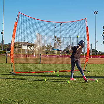 GoSports Portable 12 x 9 Sports Barrier Net – Great for Any Sport – Includes Carry Bag