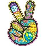 Dan Morris - Peace Fingers - Sticker / Decal