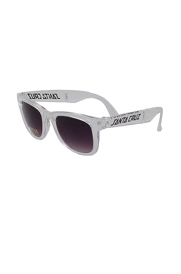 Gafas de sol Santa Cruz - Trans blanco: Amazon.es: Ropa y ...