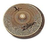 "Best Hi-hats - Zildjian 14"" L80 Low Volume HiHat Cymbal Pair Review"