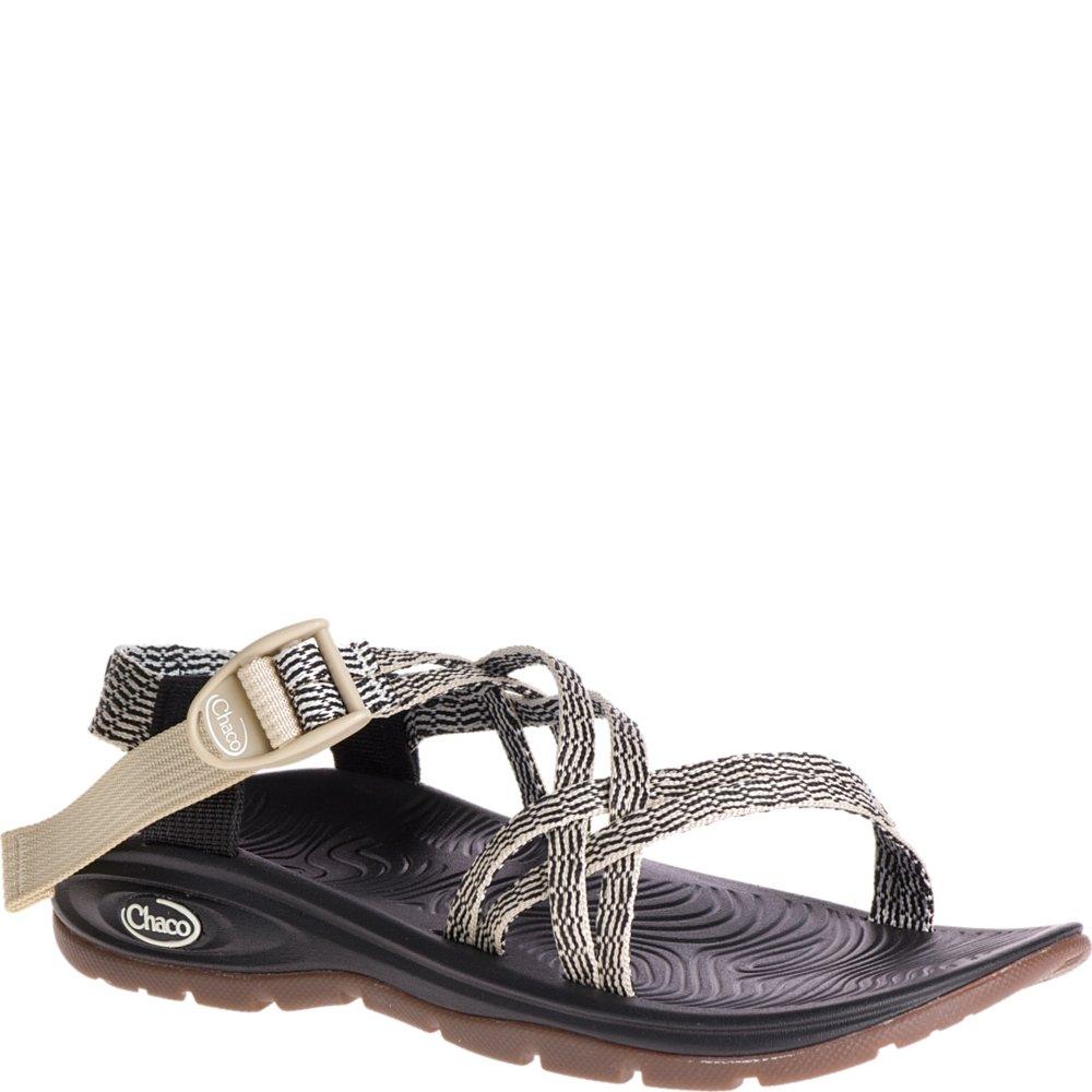 Chaco Women's Zvolv X Sport Sandal, Warm Bow, 8 Medium US
