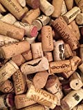 Recycled Wine Corks, All Natural, 100 Count or 50 Count, Excellent for Decorating, Arts and Crafts, and DIY Furniture (100) Picture