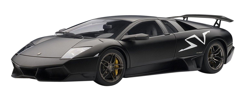 Buy Lamborghini Murcielago Lp6704 Sv Nero Nemesis Matt Black