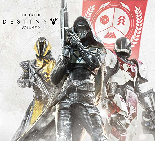The Art of Destiny, Volume 2 (2) by Bungie