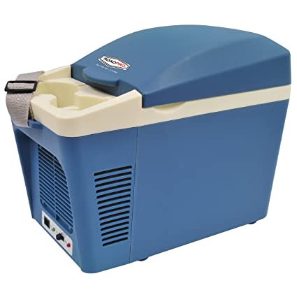 Roadpro 7 Liter 12v Cooler And Warmer With Cup Holders Consumer Electronics