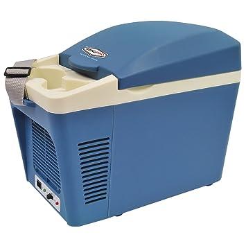 Roadpro 7 litros 12 V refrigerador/calentador con portavasos