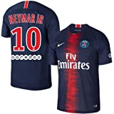 PSG Home Neymar Jr 10 Jersey 2018/2019 (Official Printing)