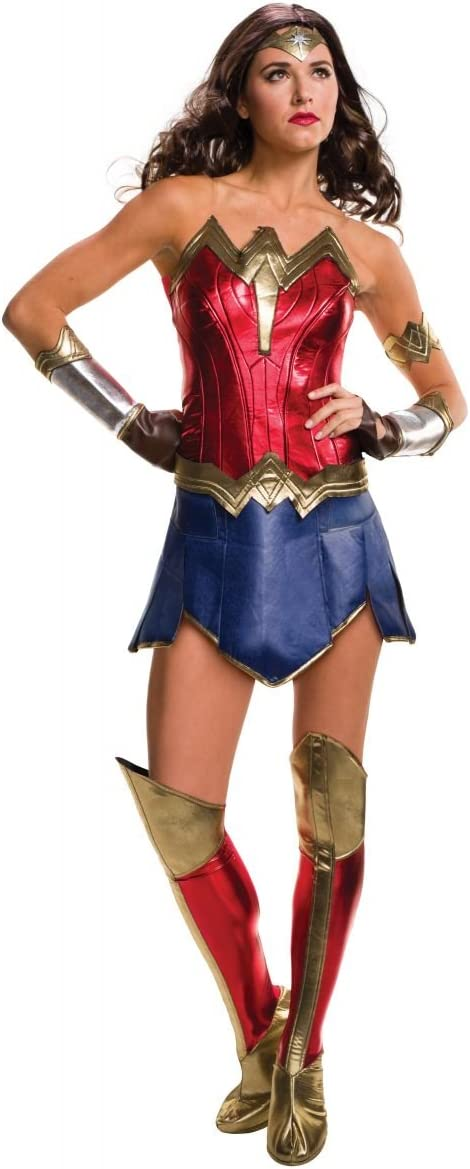 Rubies Disfraz Wonder Woman Dawn Of Justice, talla M, s: Amazon.es ...