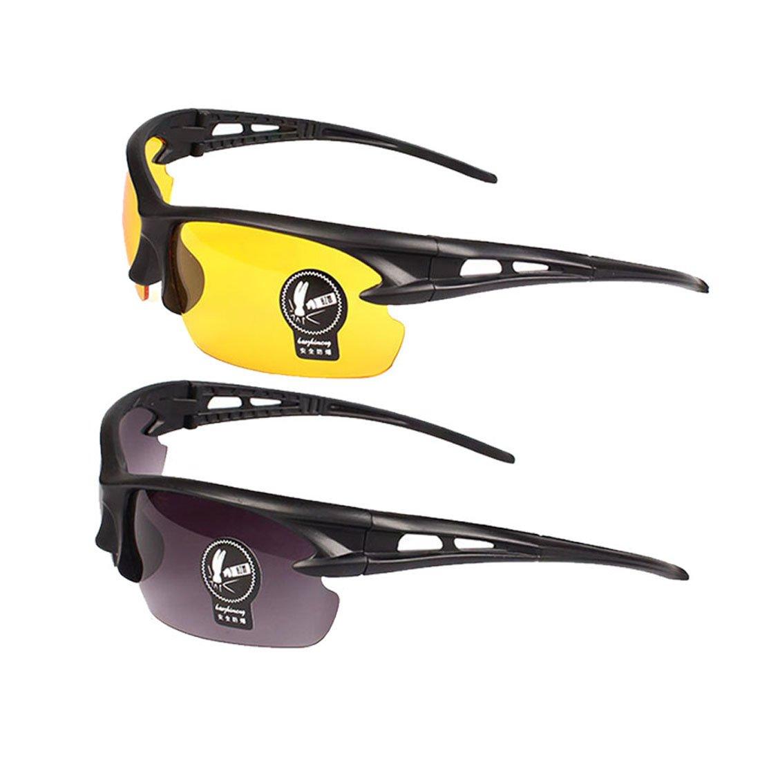 pares de gafas deportivas gafas de sol de moda para hombres mujeres