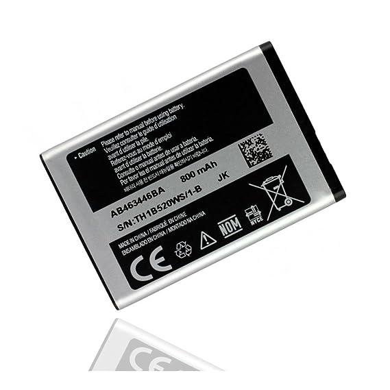 ORIGINAL Akku accu Batterie battery für Samsung SGH-D720, SGH-D730, SGH-E210, SGH-E250, SGH-E250i, SGH-E380, SGH-E500, SGH-E5