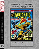 img - for Marvel Masterworks: The Fantastic Four Volume 15 (Marvel Masterworks Fantastic Four (Quality)) book / textbook / text book