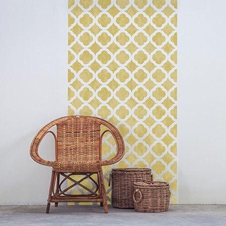 Alhambra Moroccan Furniture Template/Craft Stencil