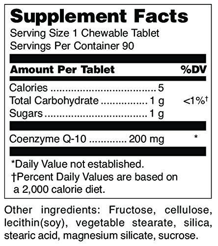 310539014134 - Douglas Laboratories - Ultra Coenzyme Q10 - 200 mg - 90 tablets carousel main 1