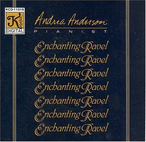 UPC 019688101626, Enchanting Ravel - Works for Piano - Valses Nobles et Sentimentales; Gaspard de la Nuit; Sonatine