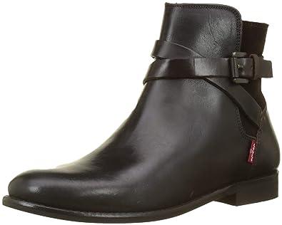 Chaussures Femme Bottes Souples Bottines Tenex amp; Levi's PwHCqH