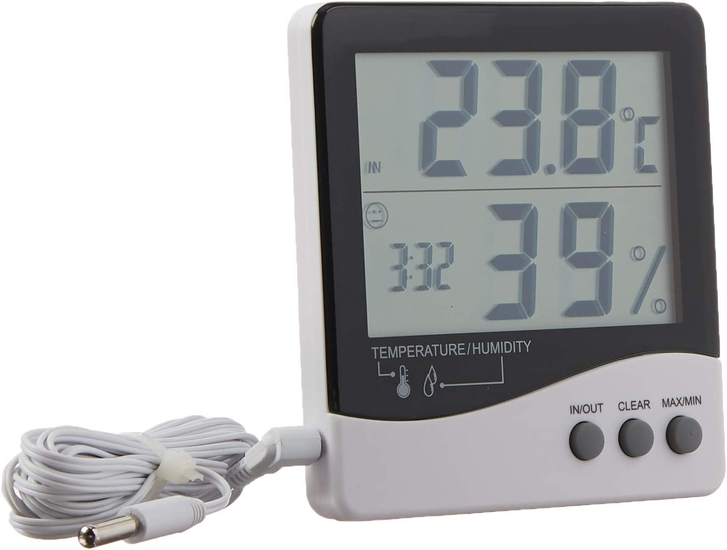 Growers Edge Digital Thermometer & Hygrometer