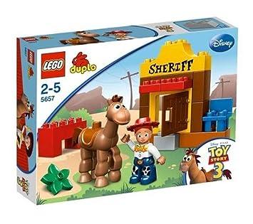 Lego Poil Toy Et Cheval Story 5657 Pile Construction Jeux Jessie Le Duplo De htQrxCsd